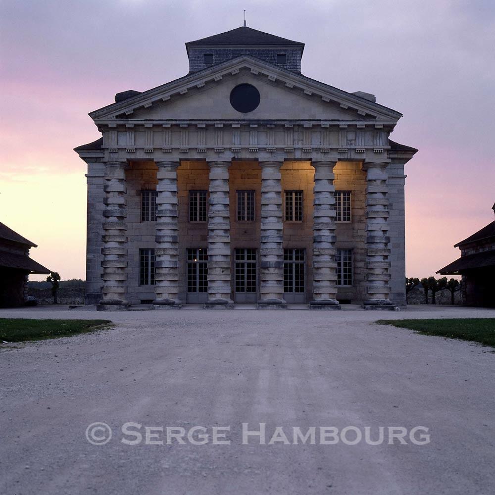 Arc & Senans 1, Ledoux