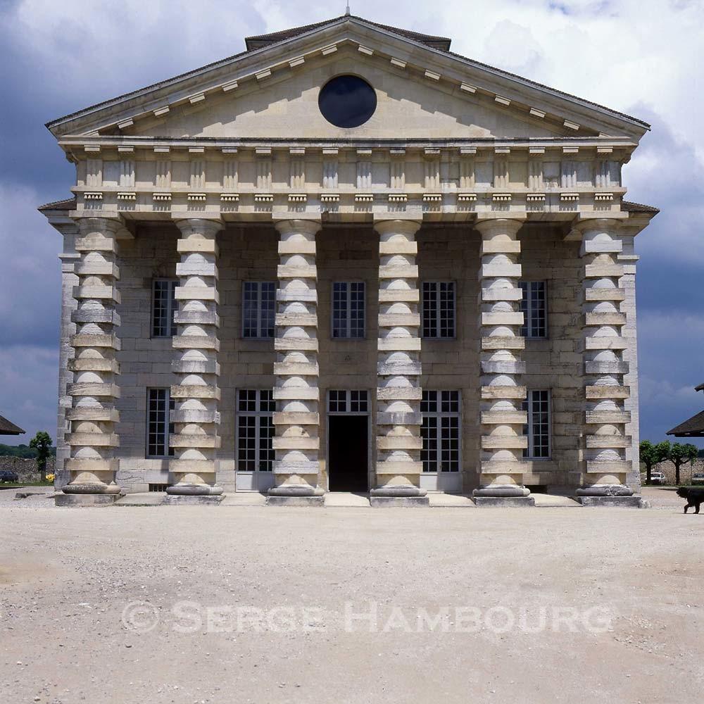 Arc & Senans 2, Ledoux