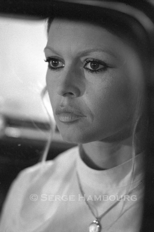 Brigitte BARDOT 1972