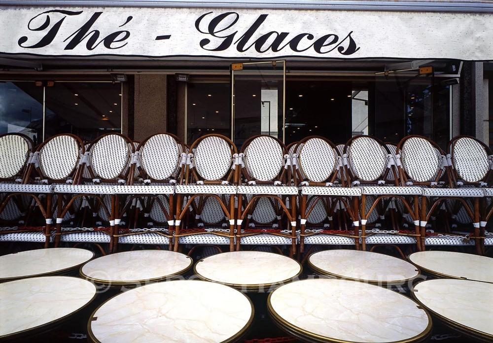 Salon de thé Deauville
