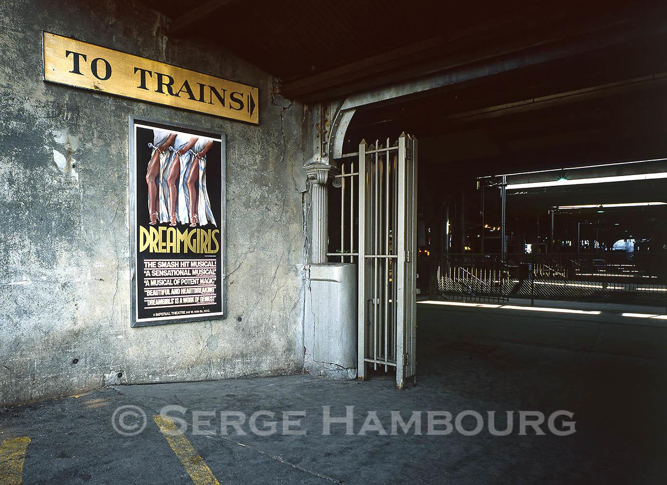 Hobokenn, NJ : Gare
