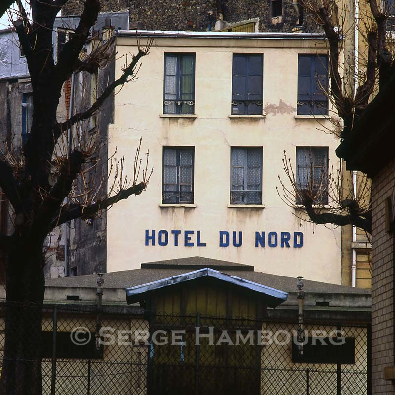 Paris Serge Hambourg Photographe