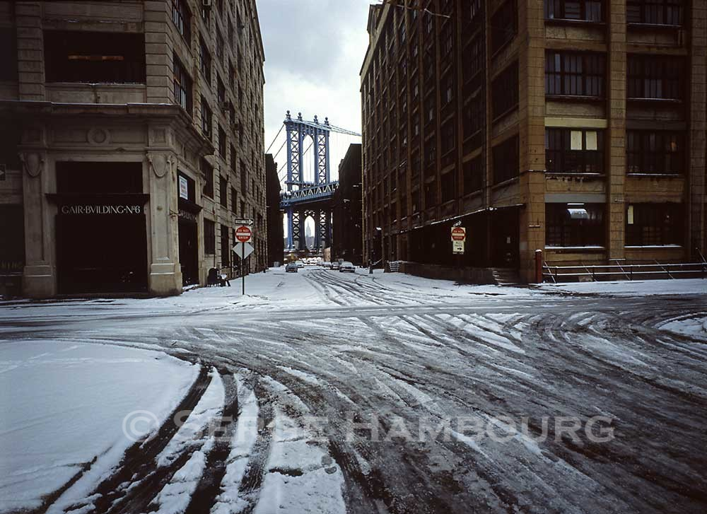 NYC : Manhattan Bridge