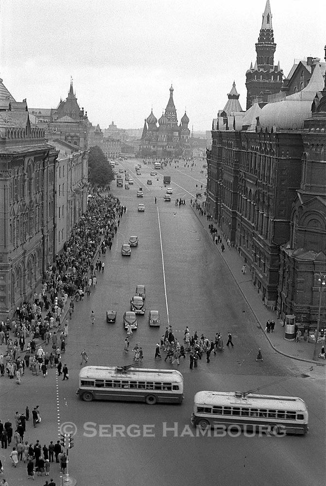 Moscou 1960