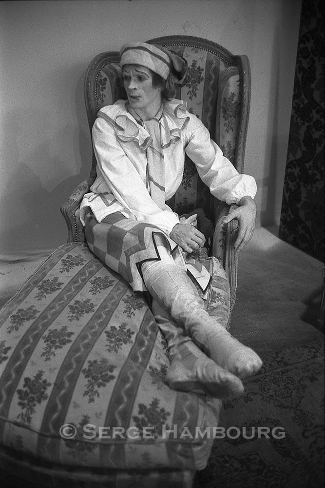 Rudolph NOUREEV 1974