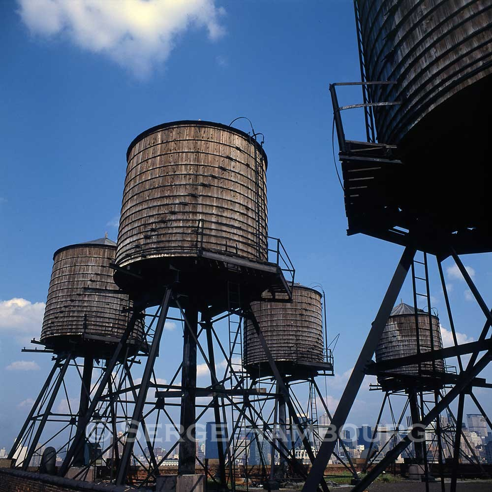 New York : Watertank 2