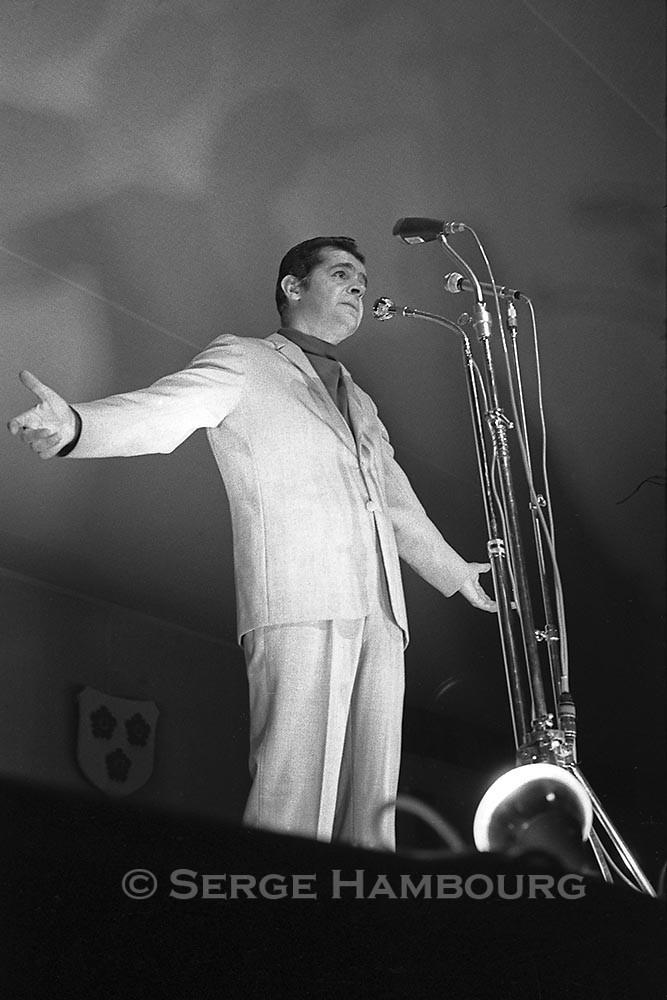 Serge REGGIANI 1967