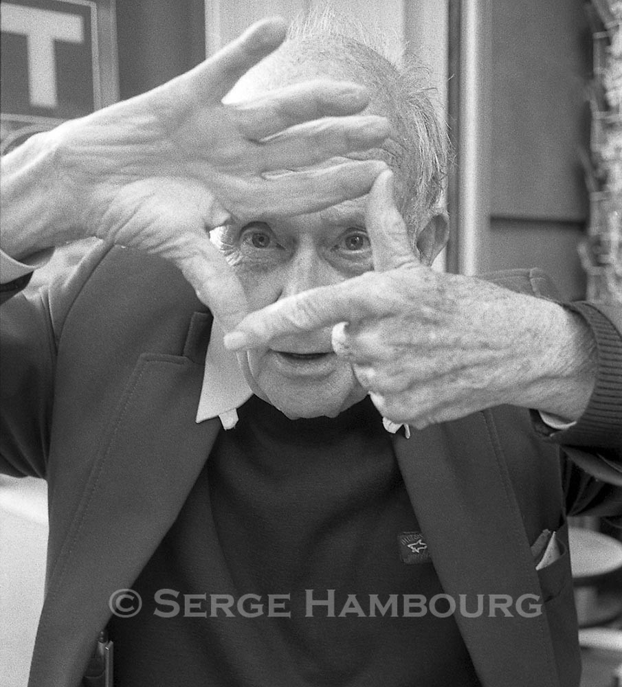 Jean ROUCH 2001