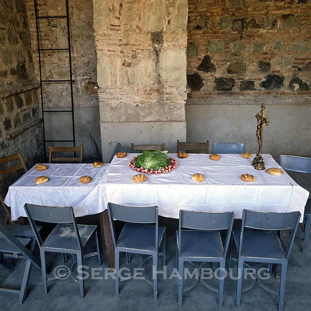 Oaxaca : Repas de Pâques