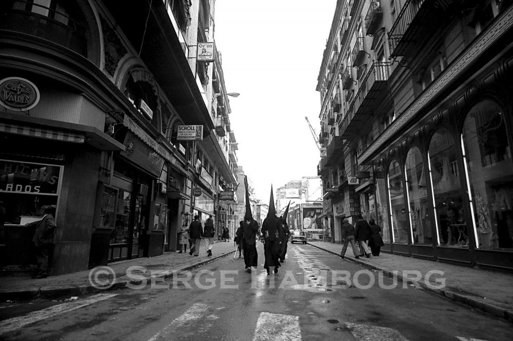 Séville, semaine sainte