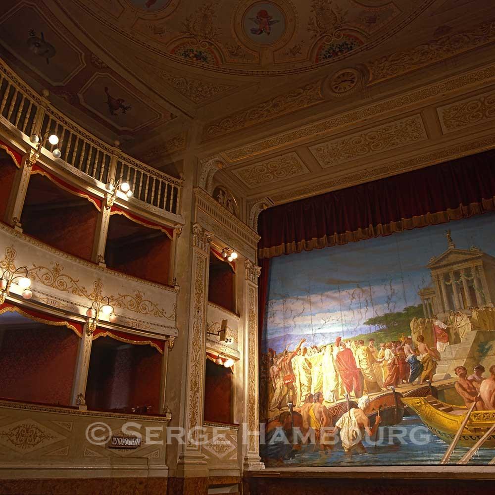 Théâtre en Italie