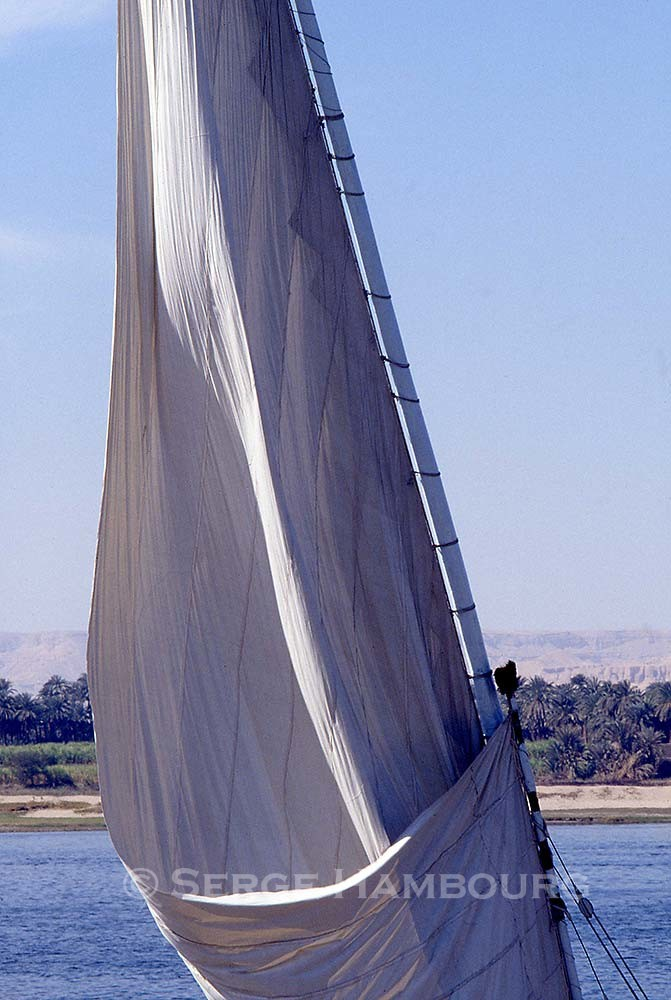 Voile, Nil 1