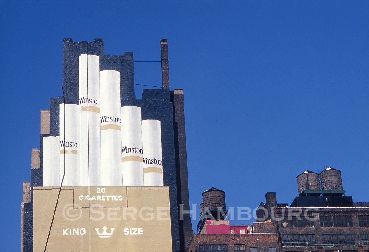 New York : Watertank 1