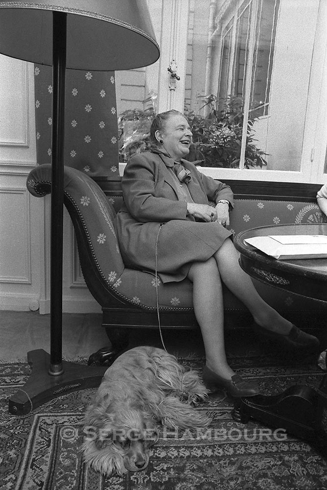 Marguerite YOURCENAR 1968