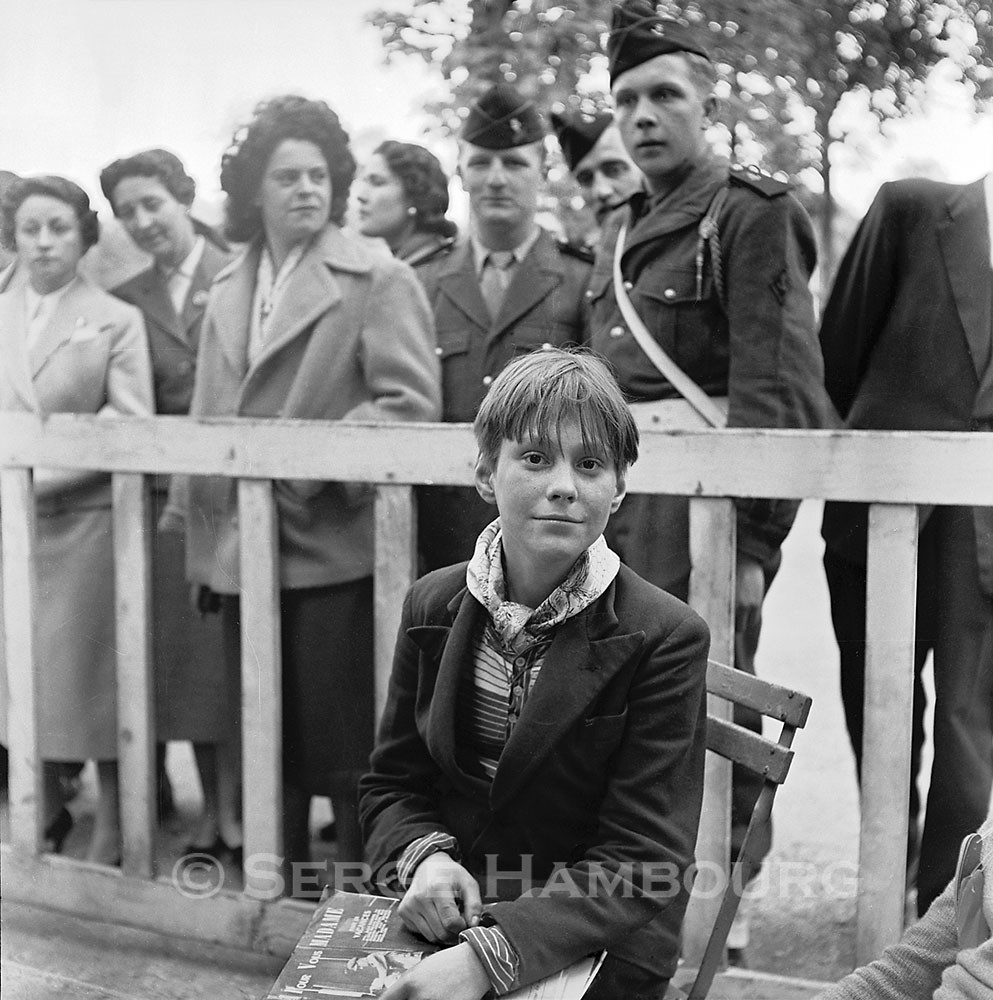 Gavroche,1955