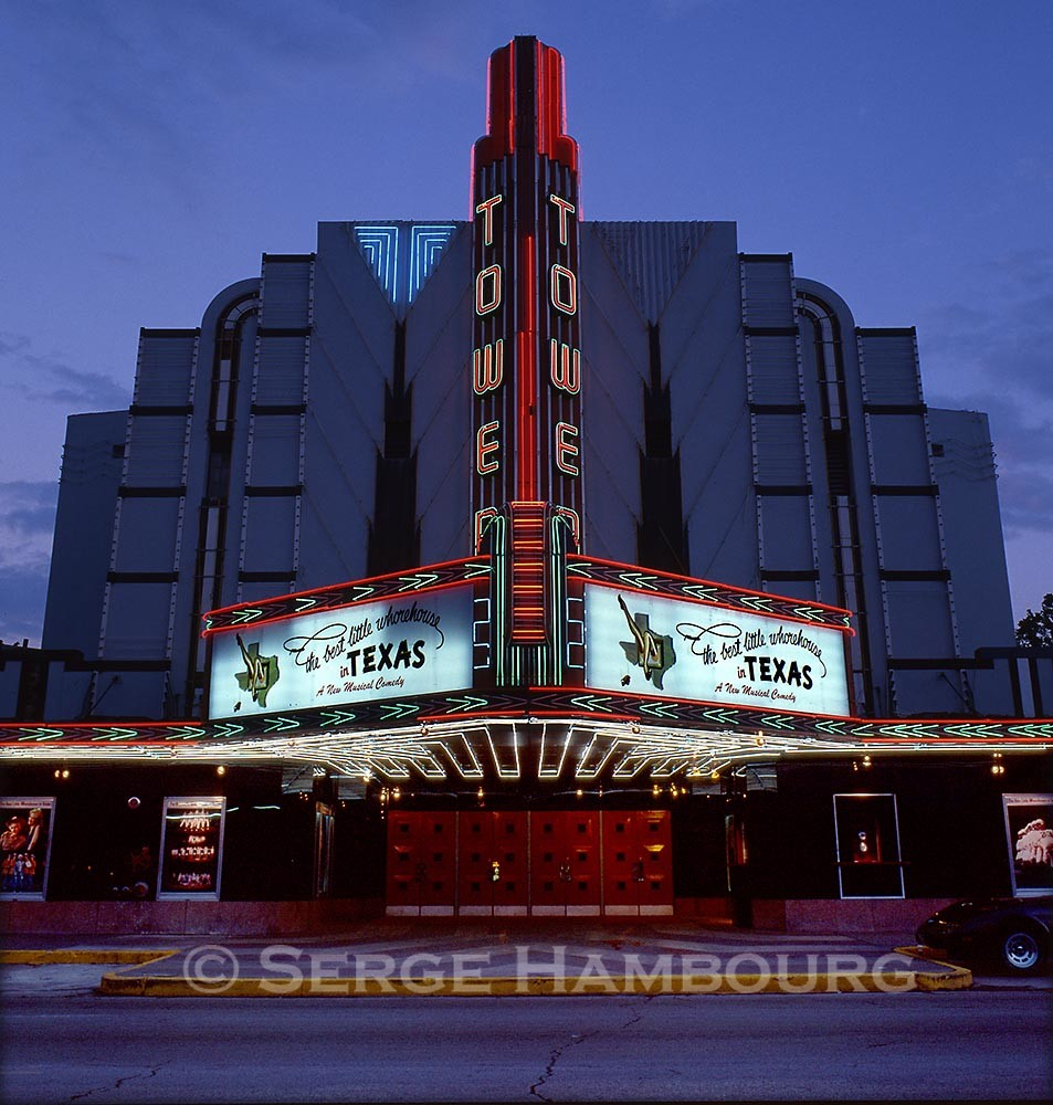 Houston : Théâtre
