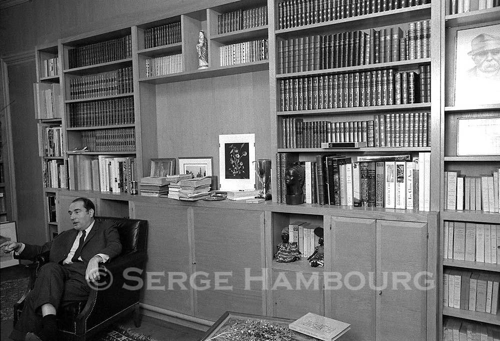 François MITTERRAND 1969