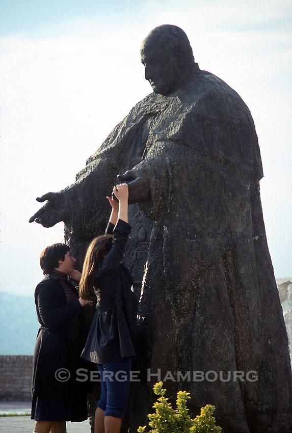 Statue de Jean XXIII