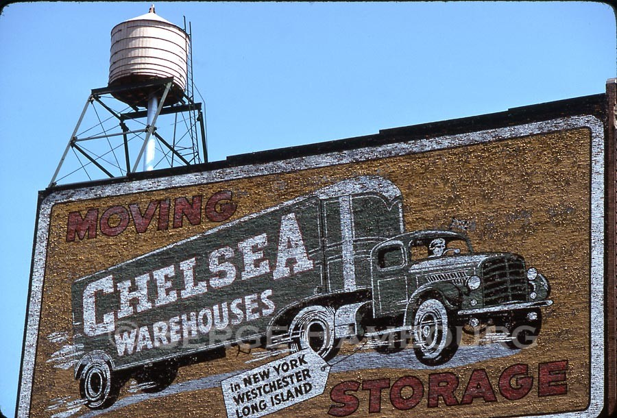 Watertank Chelsea