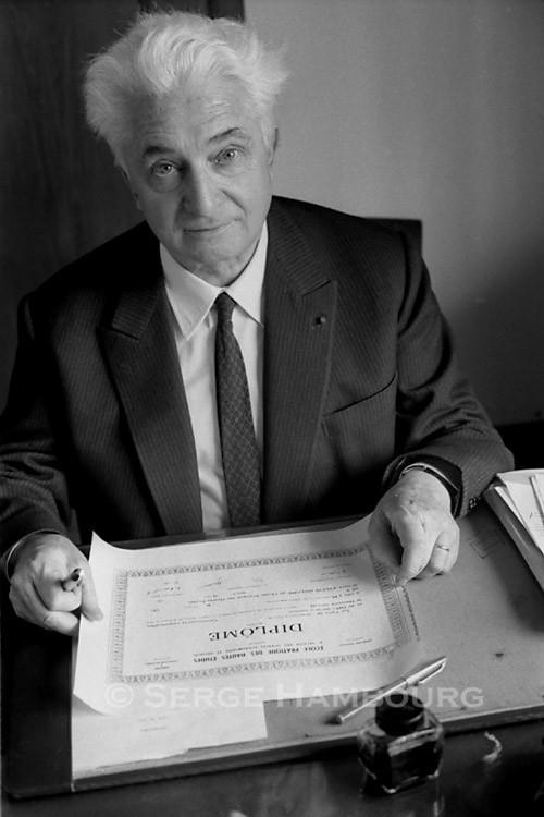 Fernand Braudel 1967