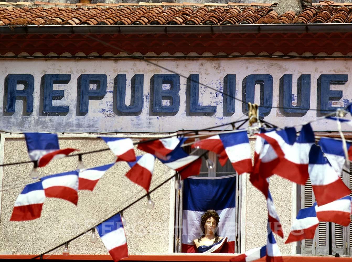 14 juillet en Provence