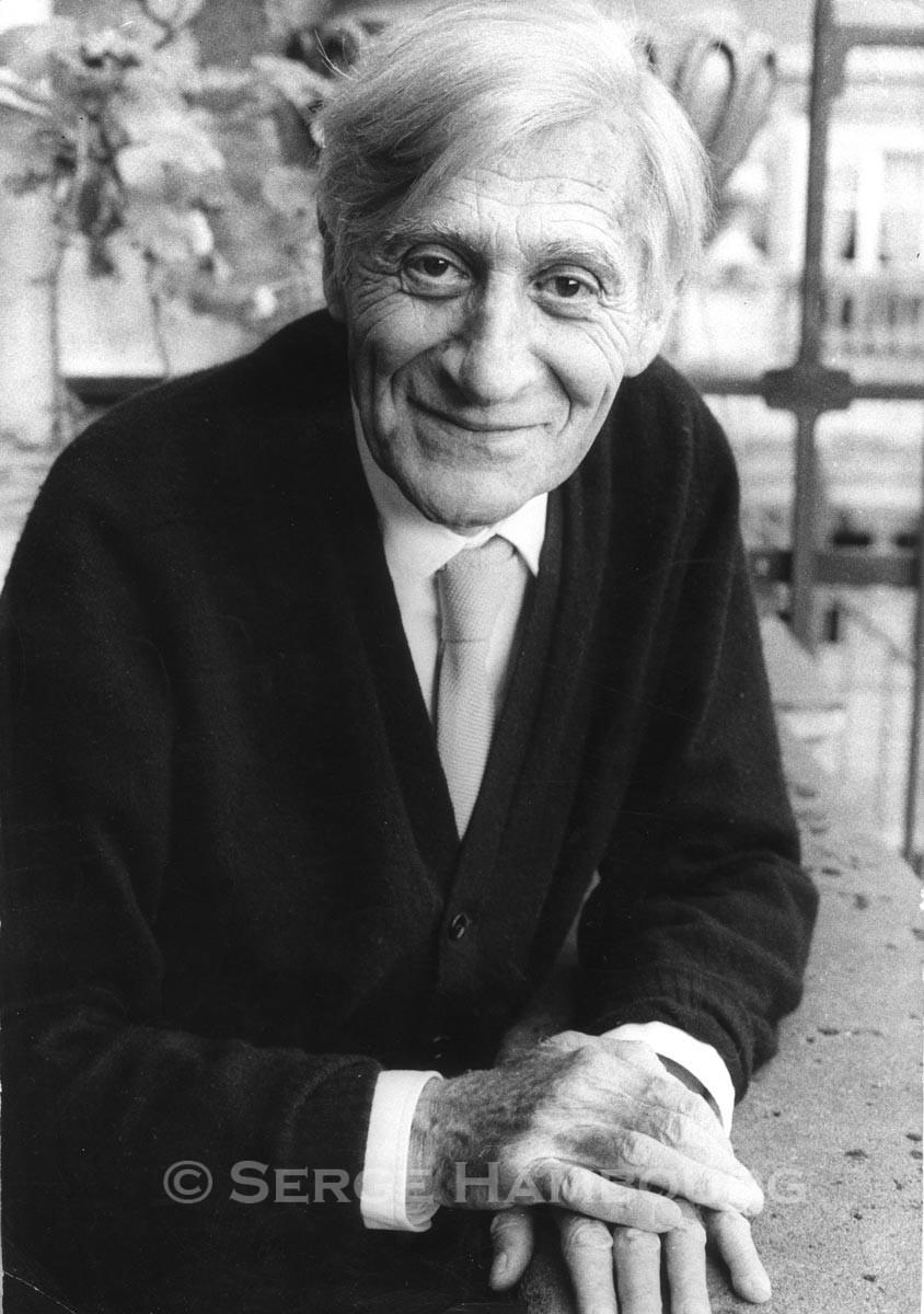 Emmanuel BERL – février 1970