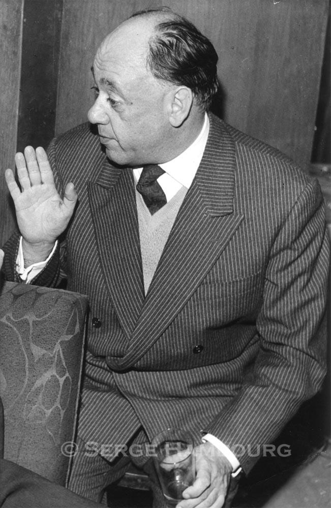 Eugène IONESCO - Années 1960