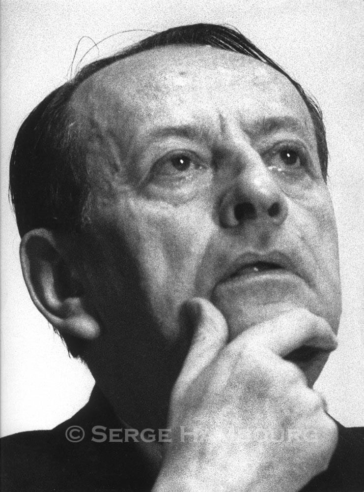 André MALRAUX – Années 1970